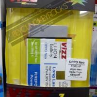 Baterai / Battery Double Power Oppo Neo / Oppo R1 / Oppo Yoyo