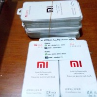 Screen Guard Tempered Glass Xiaomi Redmi 1s, 2,2s,note, Mi3, Mi4, Mi4i