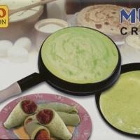harga Crepe Pan Bistro / Multi Creper Pan Bistro / Wajan Kwalik Bistro Tokopedia.com