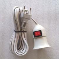 harga Fitting Gantung + Kabel 4 Mtr + Saklar Tokopedia.com
