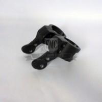 Kupingan lampu Caferacer/japstyle warna hitam shock bison