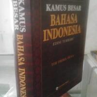 harga Kamus Besar Bahasa Indonesia Tokopedia.com