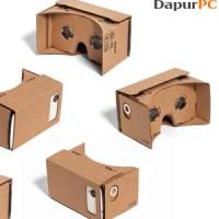Cardboard Google Virtual Reality Smartphone|Iphone(OEM) -Silver Magnet