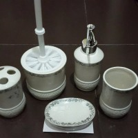 harga Bathroom Set Keramik (mewah) Tokopedia.com
