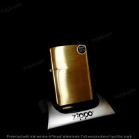 Case Zippo Brushed Brass 204B (Case Only)