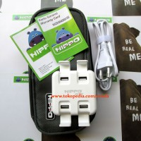 Hippo Octo Travel Charger Adaptor 4 Port BB Samsung Iphone OPPO Xiaomi