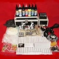 harga Tattoo Kit 5 - Mesin Tattoo 1 Set Tokopedia.com
