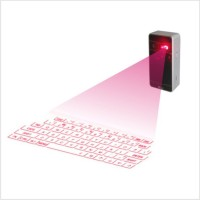 Jual Mediatech Mini Laser Projection Virtual Keyboard - Hitam Murah