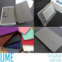 leather case samsung tab 3 V T116 (softcase, flipcase, cover, casing)