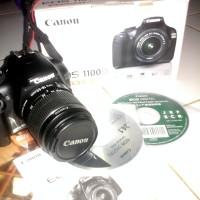 Jual Kamera Canon 1100d Di Kota Palembang Harga Terbaru