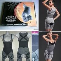 Jual SO PRETTY NATURAL BAMBOO Slimming Suit Pelangsing Tubuh/Badan Murah