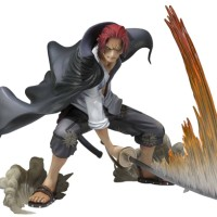 One Piece Red Haired Shanks battle Version (Bootleg)