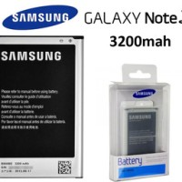 Battery 3200mah [Genuine] Samsung Galaxy Note 3 N9000