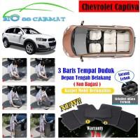 Karpet Mobil Custom Chevrolet Captiva Standart