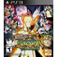 PS3 / Playstation 3 Naruto Ultimate Ninja Storm Revolution