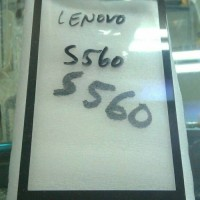 Layar sentuh/Touchscreen/digitaizer lenovo S560