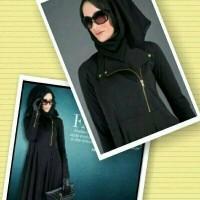 abaya, busana muslim