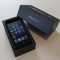 NEW# APPLE IPHONE 5 [16GB] BLACK ORIGINAL !!