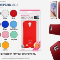 Galaxy S6 Mercury Pearl Jelly Case