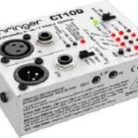 Behringer CT100 kabel tester