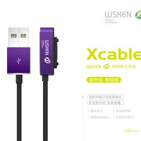 harga Wsken X-cable Magnetic Charging Cable For Sony Smartphone (1 Meter) Tokopedia.com