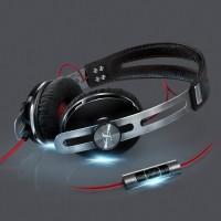 Sennheiser Momentum Black Hifi Stereo Headphones Headphone