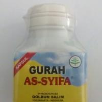 Kapsul Gurah As-Syifa ( Batuk, pilek, TBC, asma, penyakit paru-paru)