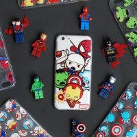 harga Avenger Cartoon Case For Iphone 4 / 4s / 5 / 5s / 6 Tokopedia.com