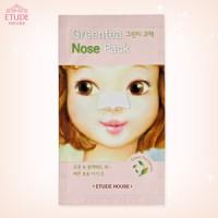 Etude Green Tea Nose Pack / masker hidung
