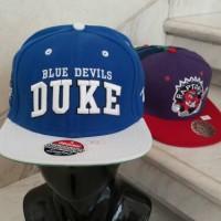 topi BLUE DEVILS DUKE snapback zephyr