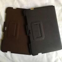 Leather case pu samsung galaxy tab P7500