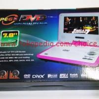 DVD Portable DVD / USB / MMC / TV Tuner / Game / Lition Battery
