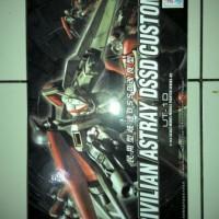 Gundam Civilian Astray DSSD Custom 1:144