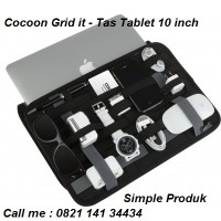 harga Cocoon - Grid It - Sofcase Tas Tablet 10 Inch. Tokopedia.com