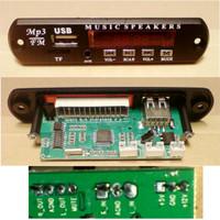 Modul Mp3 Player, Radio FM, USB IR Remote