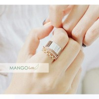 it's okay thats love drama ring SET 3PCS
