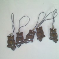 harga Gantungan Kunci / hp bentuk Owl Burung Hantu Tokopedia.com