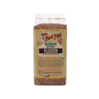 Bobs Red Mill Organic Brown Flaxseed