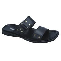 harga Sepatu Sandal Sendal Santai Kulit Selop Flat Cowok Laki Laki Pria Tokopedia.com