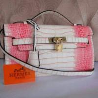 harga Tas  Hermes Kellycut Himalaya 30x4x16 Croco Tokopedia.com