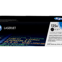 hp Black Laserjet Toner Cartridge CB540A Black (125A) Original
