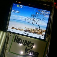 lcd nokia c3 / X2-01 tested