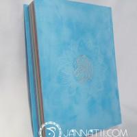 harga Al Quran Rainbow Falistya Light Blue (non-terjemah) Tokopedia.com