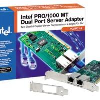 PWLA8492MT - Intel Pro 1000 MT Dual Port Server Adapter - NIC