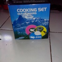 nesting / cooking set