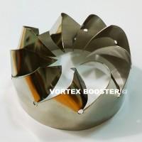 Vortex Booster Gas Fuel Saver Increase HP Lexus NX RC SC New