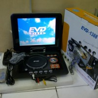 Dvd Portable Hi-rice 13in