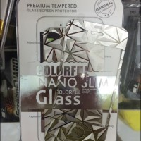 iPhone 4/4S Diamond Screen Guard Tempered Glass De