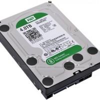 HARDISK INTERNAL WD GREEN 3.5 4TB