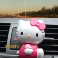 Pengharum Mobil Berbentuk Hello Kitty
